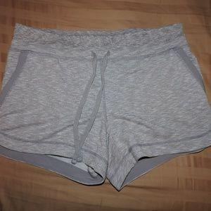 Athleta Yoga Lounge Shorts Medium